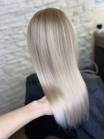 Парикмахер/Окрашивание волос/Кератин/Ботокс