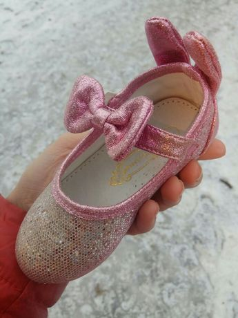 Туфли туфельки стелька 14 см