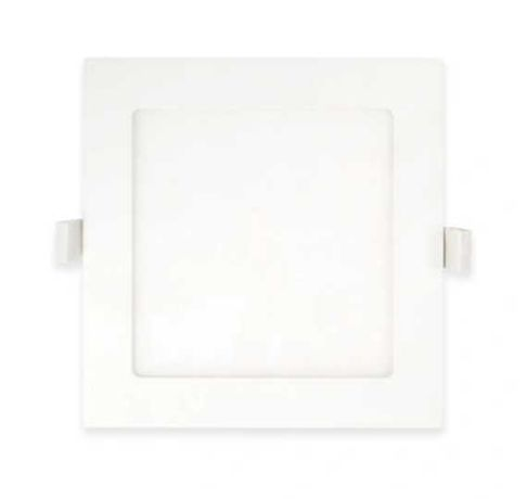 Panel podtynkowy LED 16W kwadrat 2 sztuki