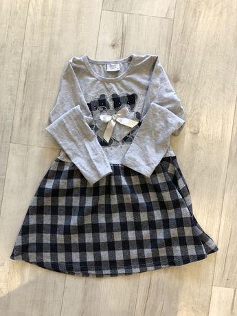 Платье для девочки, 116 см