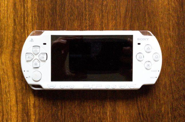 PSP slim com bolsa e carregador