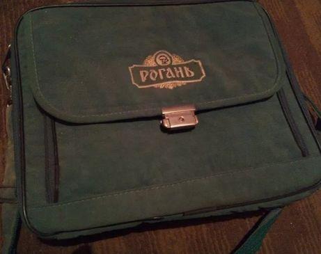 Военная офицерская сумка планшет дипломат чемодан кейс сумка рогань