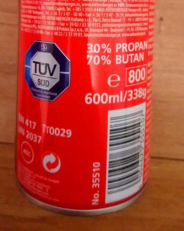 Multigas 300 propan-butan 600ml