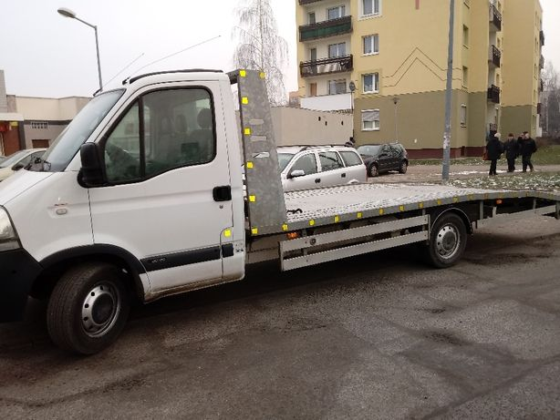Laweta Pomoc Dobre ceny Drogowa Autolaweta Auto
