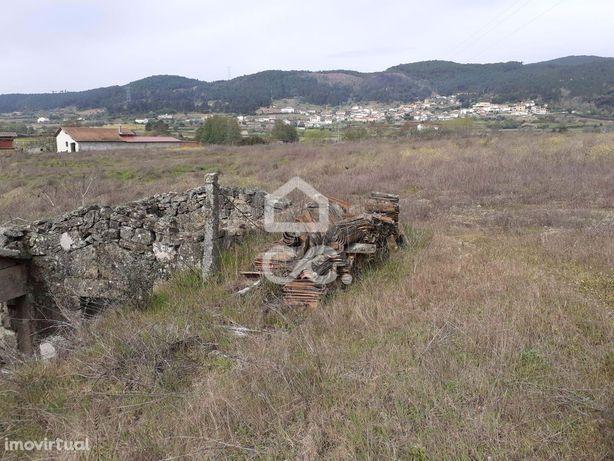 Terreno com ruina