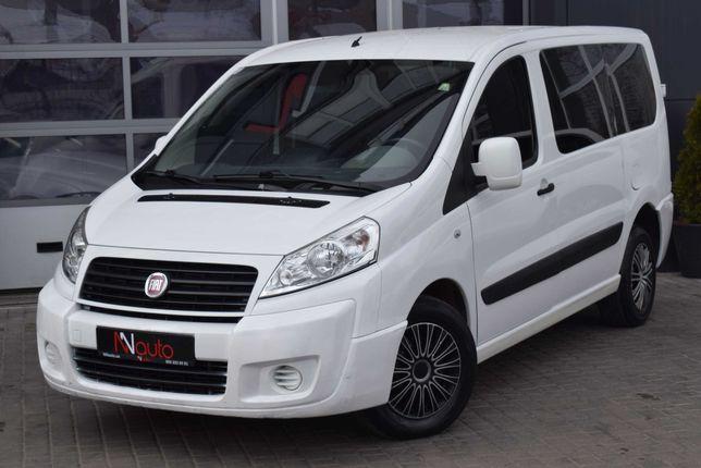 Fiat Scudo Автомобиль
