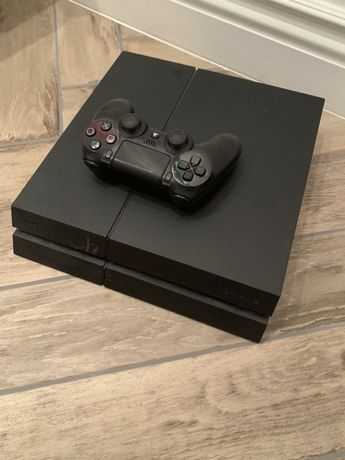 Playstation 4 Fat + Red Dead Redemption 2