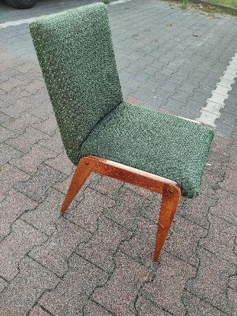 Krzesło Aga - projekt Józef Chierowski Vintage PRL retro