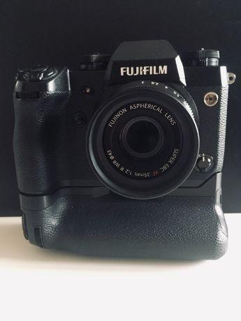Fujifilm X-H1Body + Grip VPB-XH1