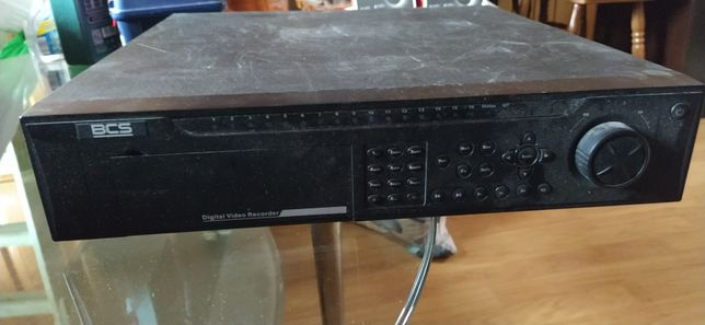 Rejestrator BCS 16 kanałów BNC