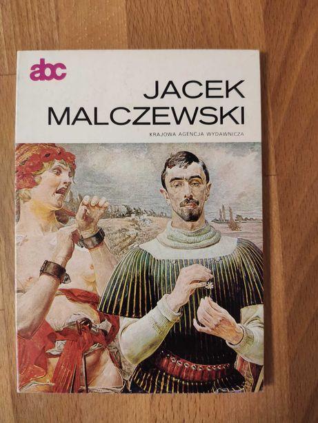 abc Jacek Malczewski Krajowa Agencja Wydawnicza 1984 rok