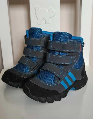 Zimowe buty chłopięce ADIDAS
