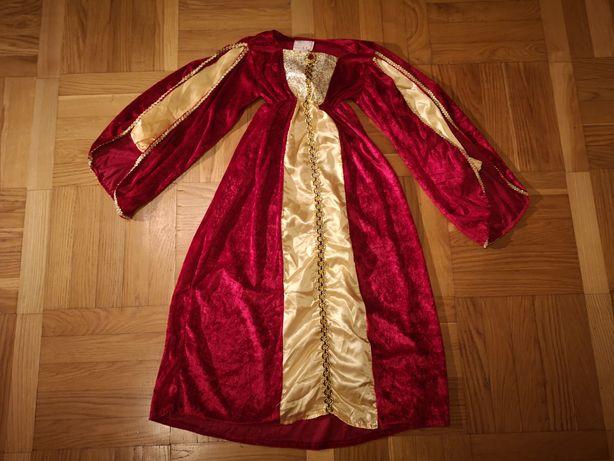Sukienka Belli, Bella Disney, królowa roz.8-9lat(134-140cm)