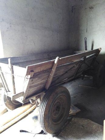 wóz rolniczy do traktora