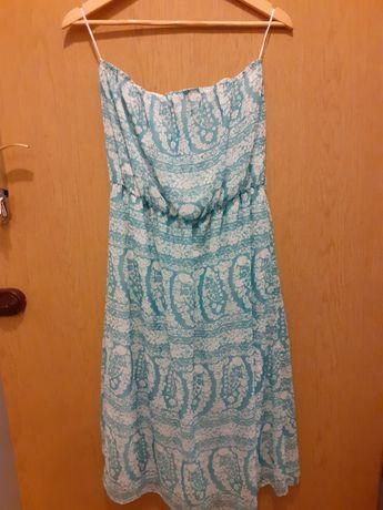 Letnia  sukienka.