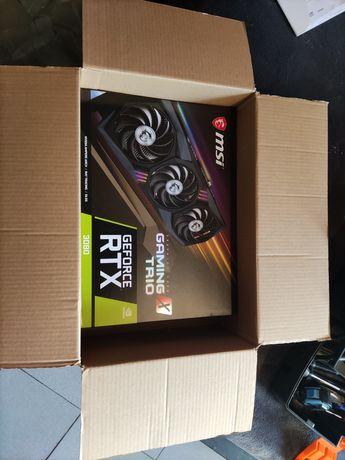 GeForce MSI RTX 3080 Gaming X Trio 10GB