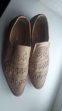 Туфли мужские кожанные 42 размер