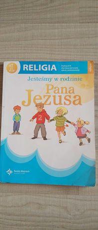 """Religia podręcznik do klasy I """"Jesteśmy w rodzinie Pana Jezusa"""""""