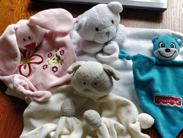Комфортеры, платочки для малышей