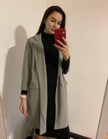 Стильный кардиган-пиджак