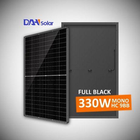 Panele fotowoltaiczne Full Black DAH Solar HCM60X9-330W
