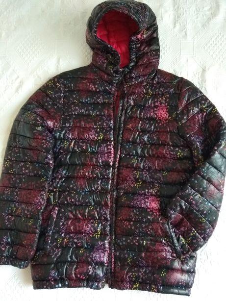 Куртка для дівчинки, Демі, балонова