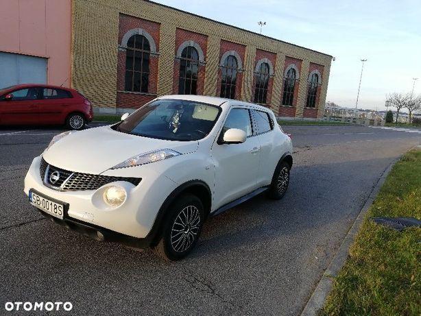 Nissan Juke Supe stan klima serwis krajowy