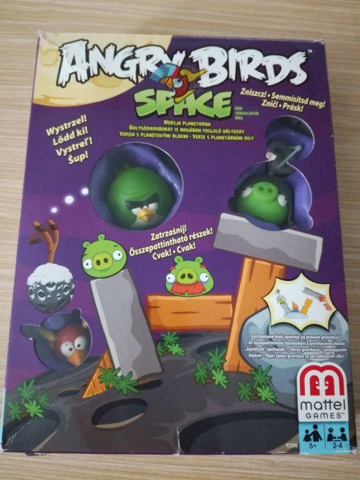 Angry Birds Space gra zręcznościowa + GRATIS zabawka Stęszew - image 1