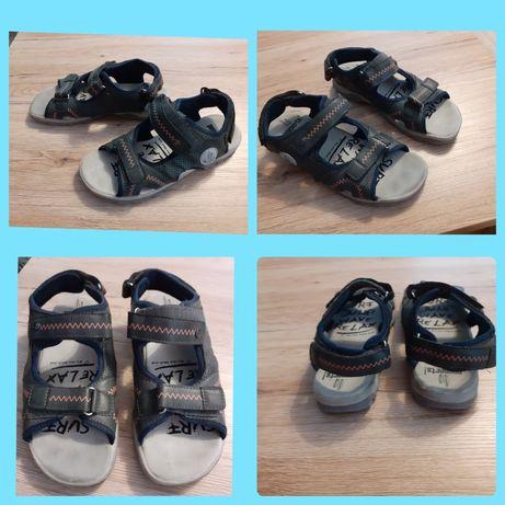 Sandały chłopięce 36