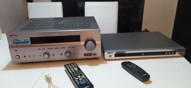 Amplituner RX-N600 kino domowe yamaha