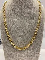 Złoty łańcuszek 14k 97,69g.