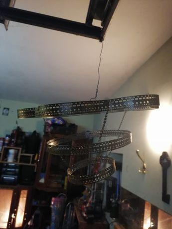 Stara lampa wisząca