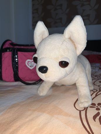 Собачка Chi Chi Love c сумкой-переноской