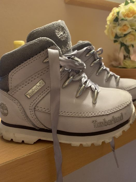 Buty dla dziewczynki Timberland Warszawa - image 1