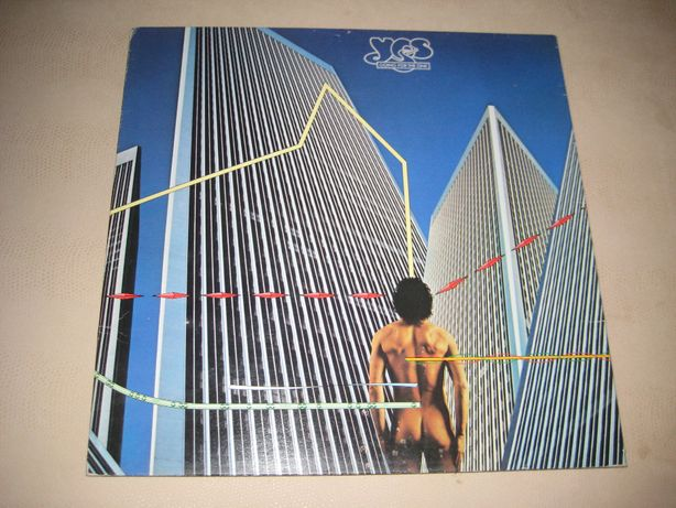 Yes - Going For The One (LP)