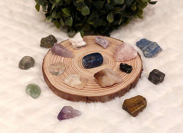 Vendemos cristais e artigos esotéricos