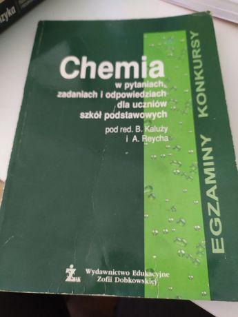 Chemia w pytaniach, zadaniach i odpowiedziach dla szkół podstawowych