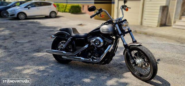 Harley-Davidson Dyna  FXDB STREET BOB