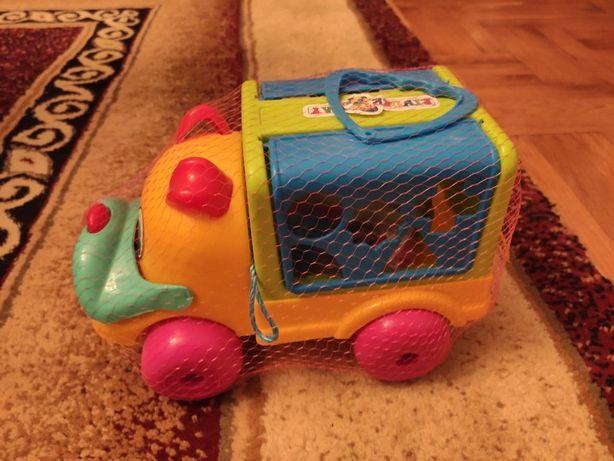 Детская каталка «Собака» 06-602, Kinder Way
