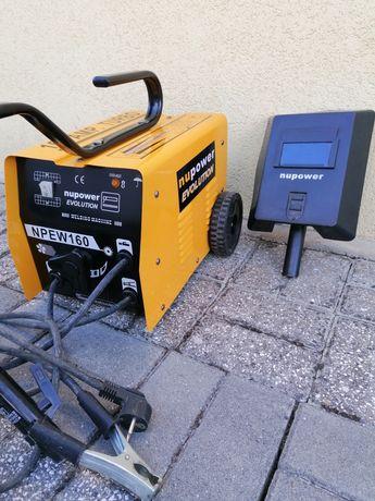 Máquina de soldar por eléctrodos