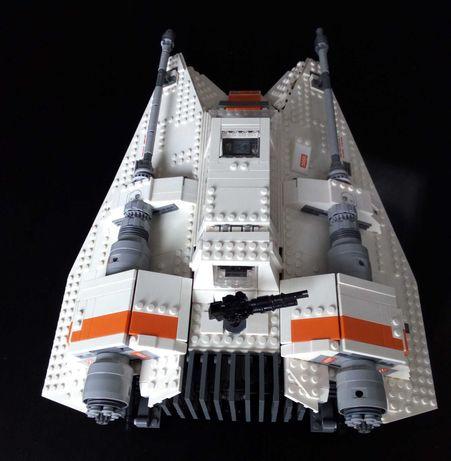 LEGO 75144 Śmigacz śnieżny, UCS, raz złożony, instrukcja, idealny