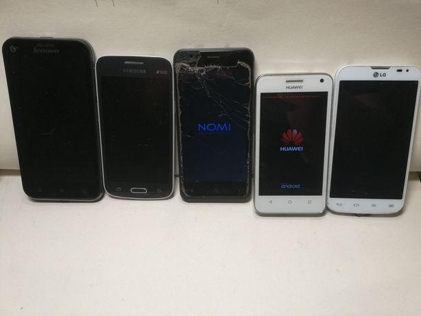 Huawei Y336-U02 / Nomi Beat M1 / Lenovo A678t / Samsung G350e /Lg D325