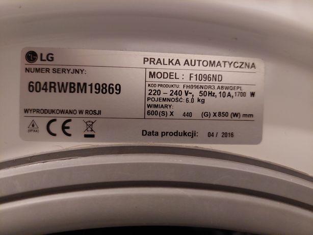 LG F1096ND części