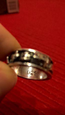 Pierścień srebro sygnowane