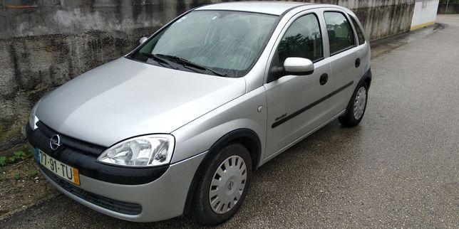 Opel Corsa C 1.2 75cv 163.000 kms Nacional Motor de Corrente