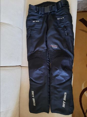 Spodnie motocyklowe w rozmiarze M