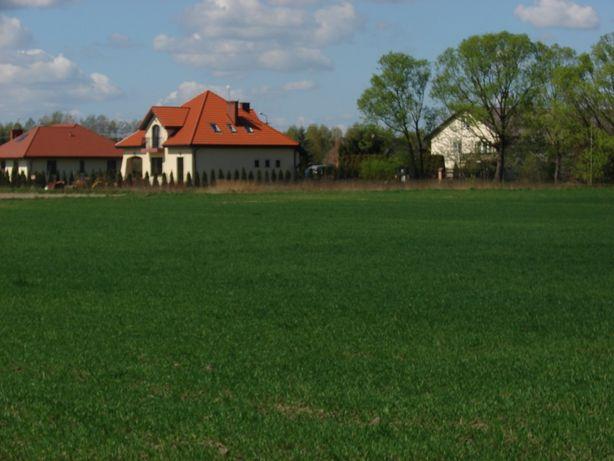 Działka budowlana 1500 m2 Robercin k. Piaseczna