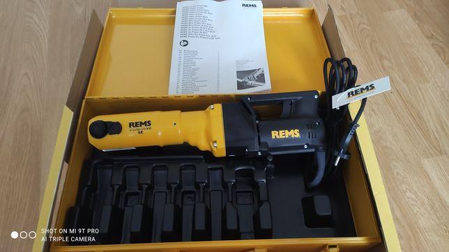 Zaciskarka elektryczna Rems 572111 nowa!