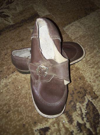 Туфли босоніжки ретро ссср