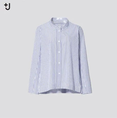Идеальная рубашка коллаборации Uniqlo+J, S(M)